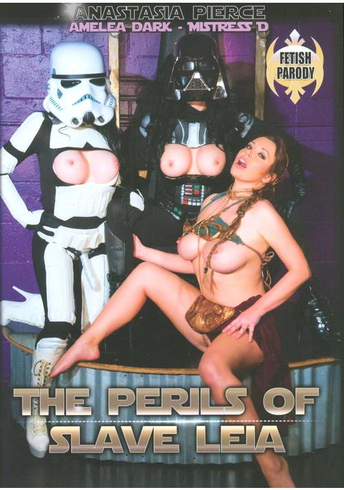 The PErils of Slave Leia