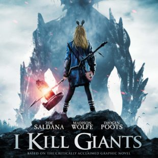 I Kill Giants (o almeno ci provo)
