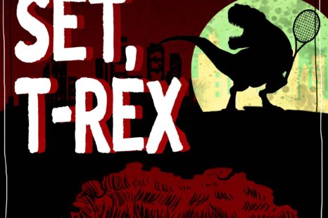 Game, Set, T-Rex è su Amazon!